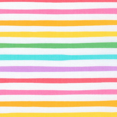 Magical Stripes in Rainbow