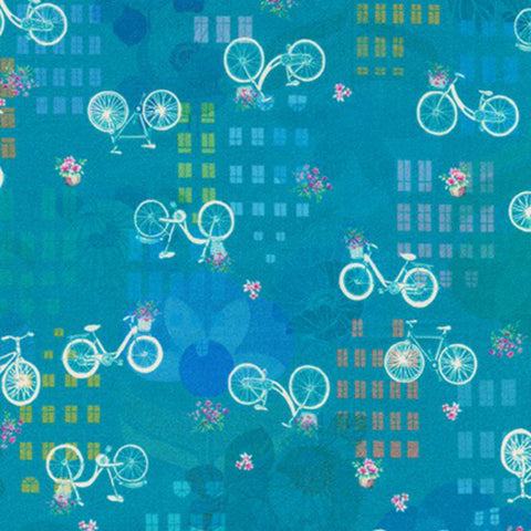 Happy Bikes in Cerulean