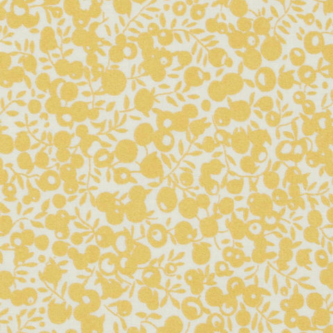 Wiltshire Shadow in Gold - Last Fat Quarter