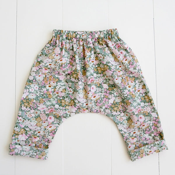 Wiksten Baby + Toddler Harem Pants Sewing Pattern (paper)