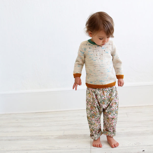 Wiksten Baby + Toddler Harem Pants Sewing Pattern (paper) | Bobbie ...