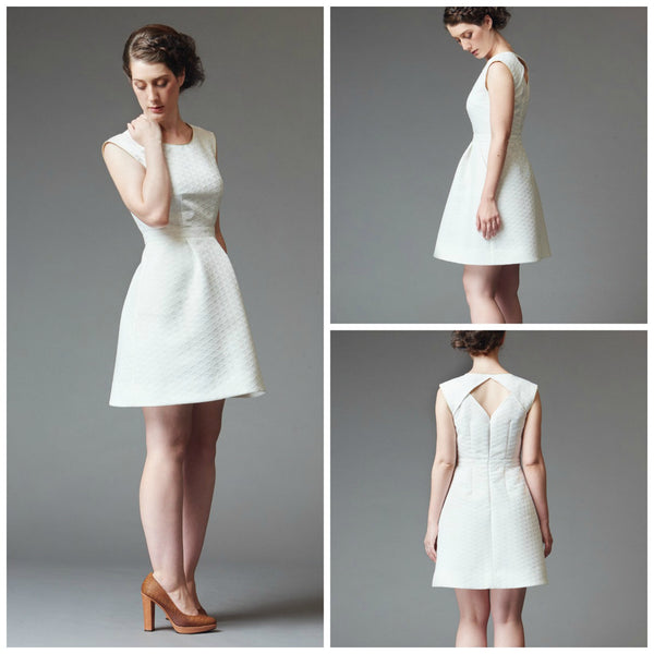 Deer & Doe - Belladone Dress Sewing Pattern (Paper)