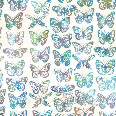 Butterflies in Prism