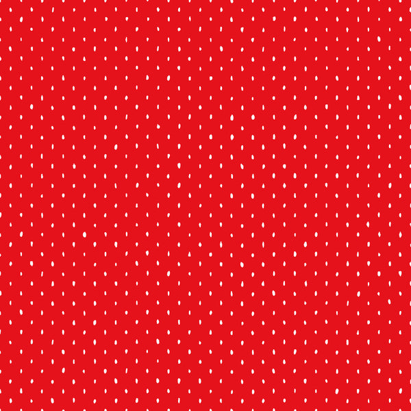 Stitch & Repeat in Strawberry