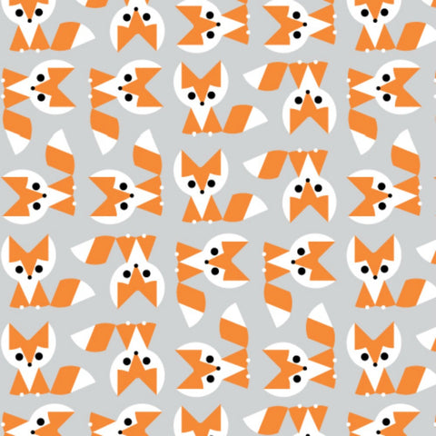 Fox in Gray Organic