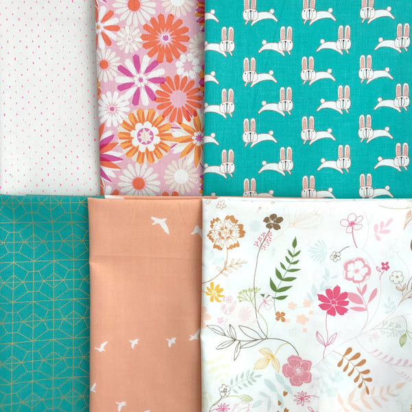 Hippity Hop Yardage Bundle