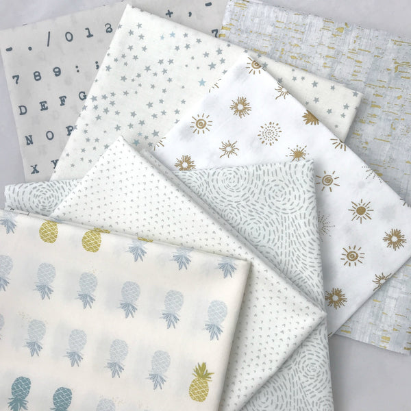 Low Volume Fat Quarter Bundle