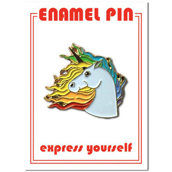The Found - Unicorn Enamel Pin