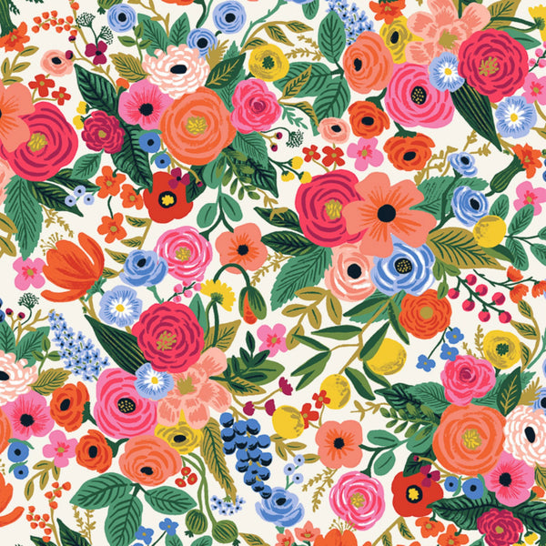Petite Garden Party RAYON in Pink