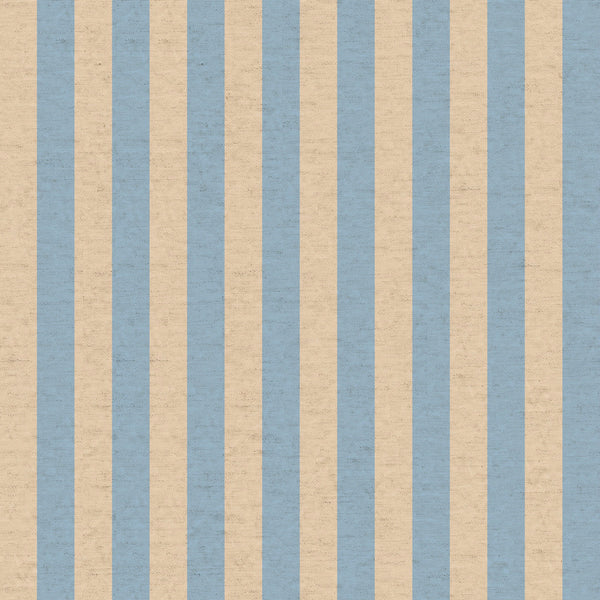 Cabana Stripe CANVAS in Periwinkle
