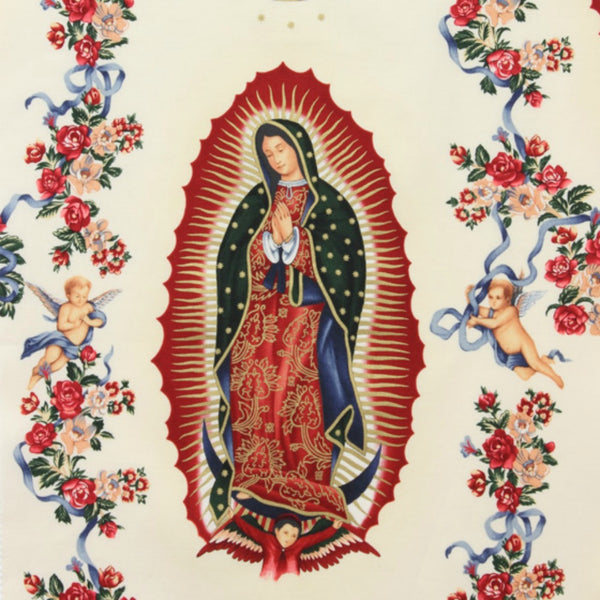 Virgin of Guadalupe in Natural