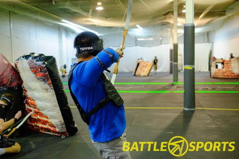 Around Toronto Special: Archery Tag/Archery Dodge Ball