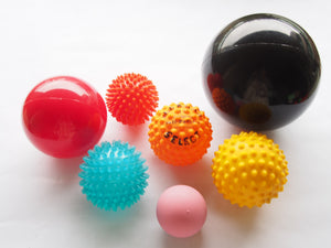 Introducing Massage Therapy Balls