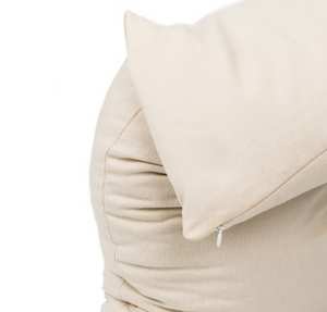 Why Your Buckwheat Pillow Isn't Filled All The Way Up