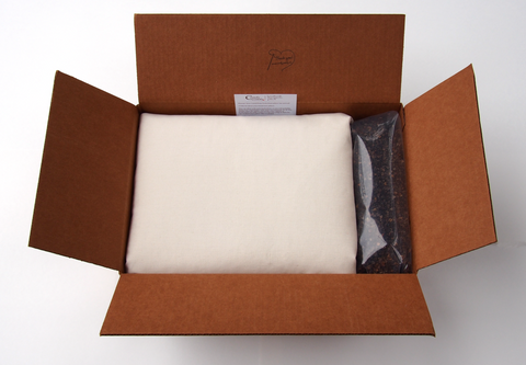 Try a ComfySleep buckwheat pillow today!