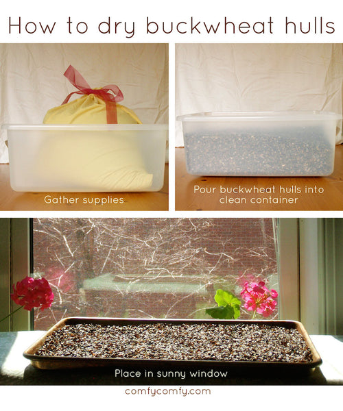 How To Clean A Buckwheat Pillow Comfycomfy Canada