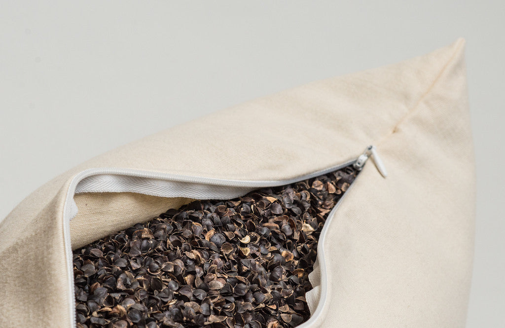ComfySleep - Organic Buckwheat Hull Pillow