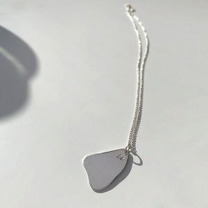 Flux Necklace | Silver