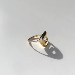 Loop Ring | Gold