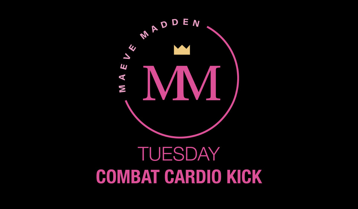 Cardio Kick with Lily - 20th April - MaeveMadden