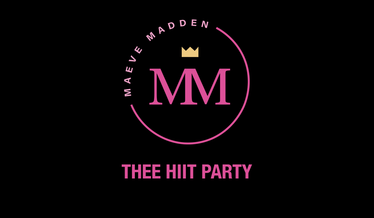 Non Stop HIIT Party with Maeve - 23rd April - MaeveMadden