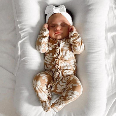 Sweet Little Flower Baby Onesie - Tots Little Closet