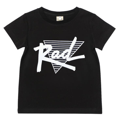 RAD Boys Summer Surf Wear T-shirts freeshipping - Tots Little Closet