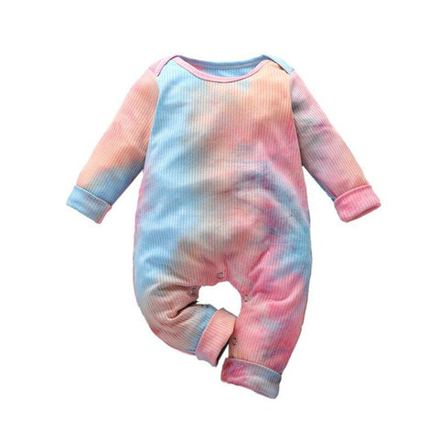 Tie Dye Onesie freeshipping - Tots Little Closet