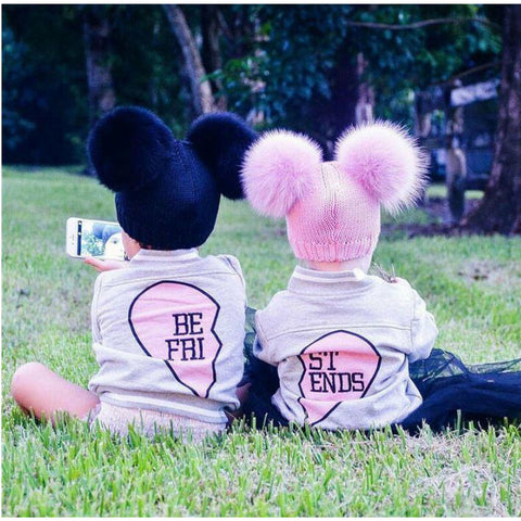 Best Friends Matching Jackets - Tots Little Closet