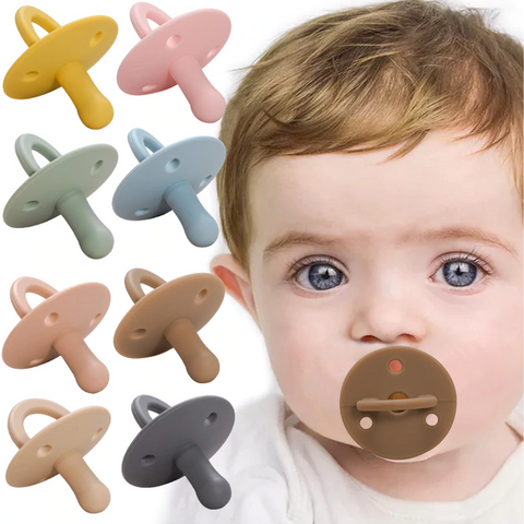 Bubbaboo Soft Silicone Pacifier - Tots Little Closet
