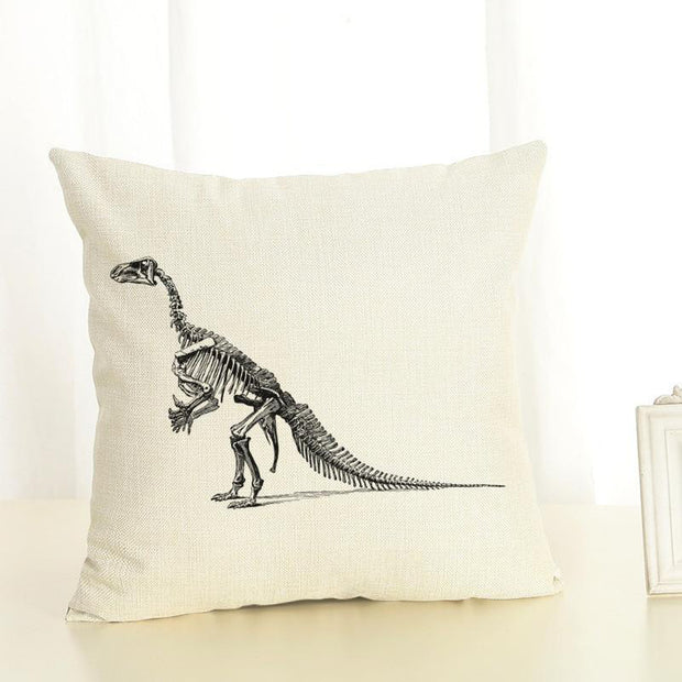 Dinosaur 45x45cm Pillow Cases Cushion Cover - Tots Little Closet