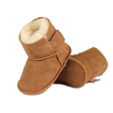 Baby Boy First Walker Ugg Boots - Tots Little Closet