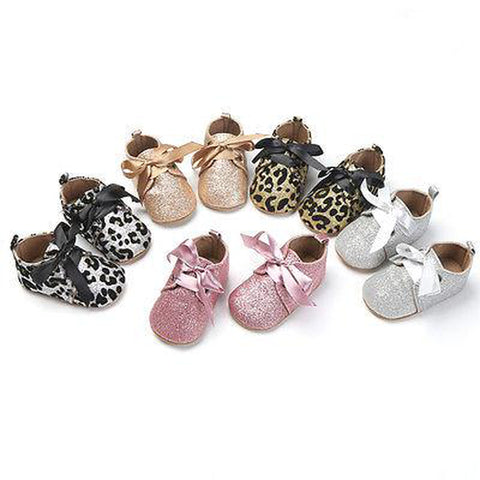 Glitter Prewalker Shoes Assorted Colours freeshipping - Tots Little Closet