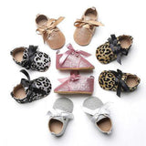 Glitter Prewalker Shoes Assorted Colours - Tots Little Closet