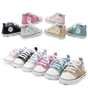 Glitter High Tops - Prewalker Shoes
