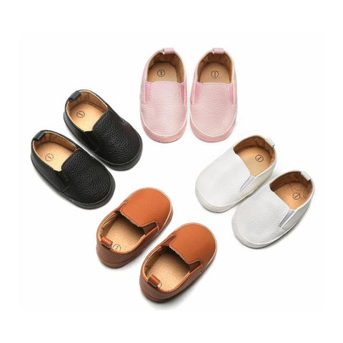 Boys MOCCASINS 4 Colours freeshipping - Tots Little Closet