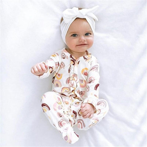 Rainbow Baby Onesie freeshipping - Tots Little Closet