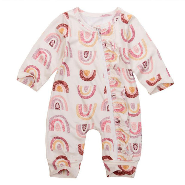 Rainbow Baby Onesie - Tots Little Closet