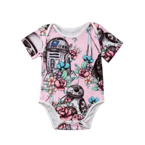 Star Wars Baby Girl Onesie - Tots Little Closet