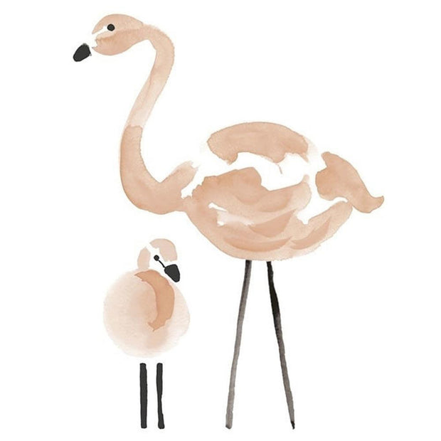 Flamingo Removable Wall Sticker