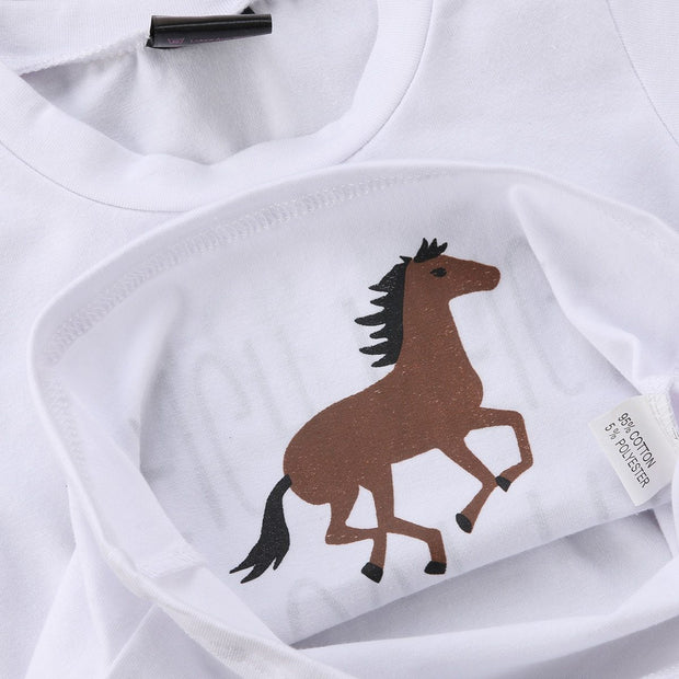 Ask Me About My Neigh Neigh Horse Tshirt
