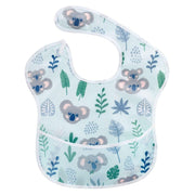 Waterproof Baby Bibs 100% Polyester - Tots Little Closet