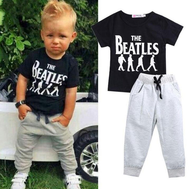 Beatles Tee & Trackies