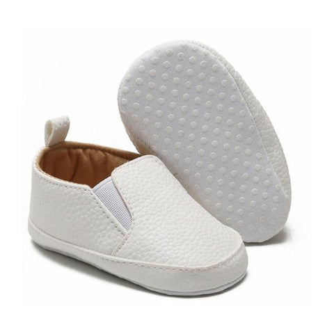 Boys MOCCASINS 4 Colours - Tots Little Closet