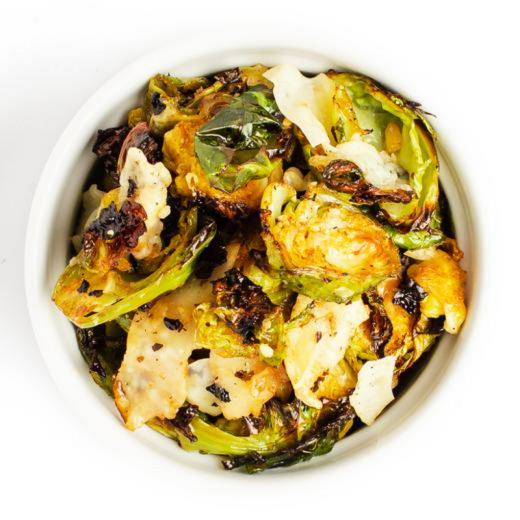 Local Honey Roasted Brussel Sprouts