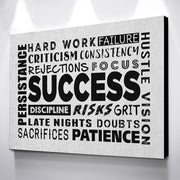 Motivate Yourself To Success Print