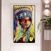 Headdress women
