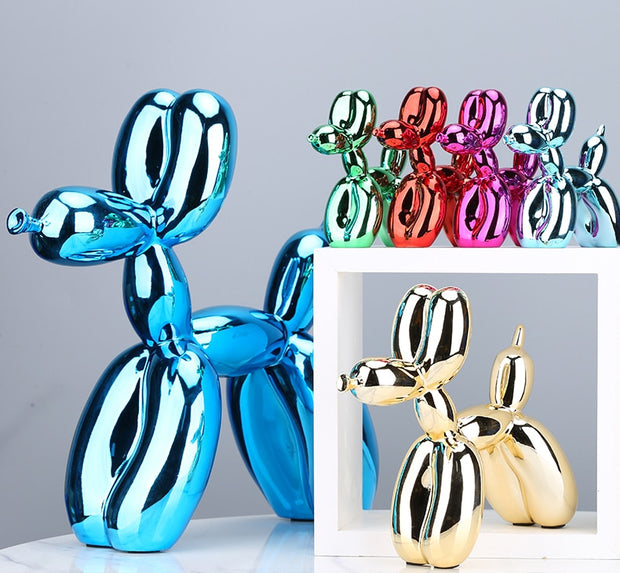 Balloon Dog - Blue