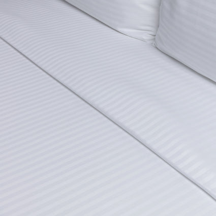 Stripe Pattern Flat Sheets