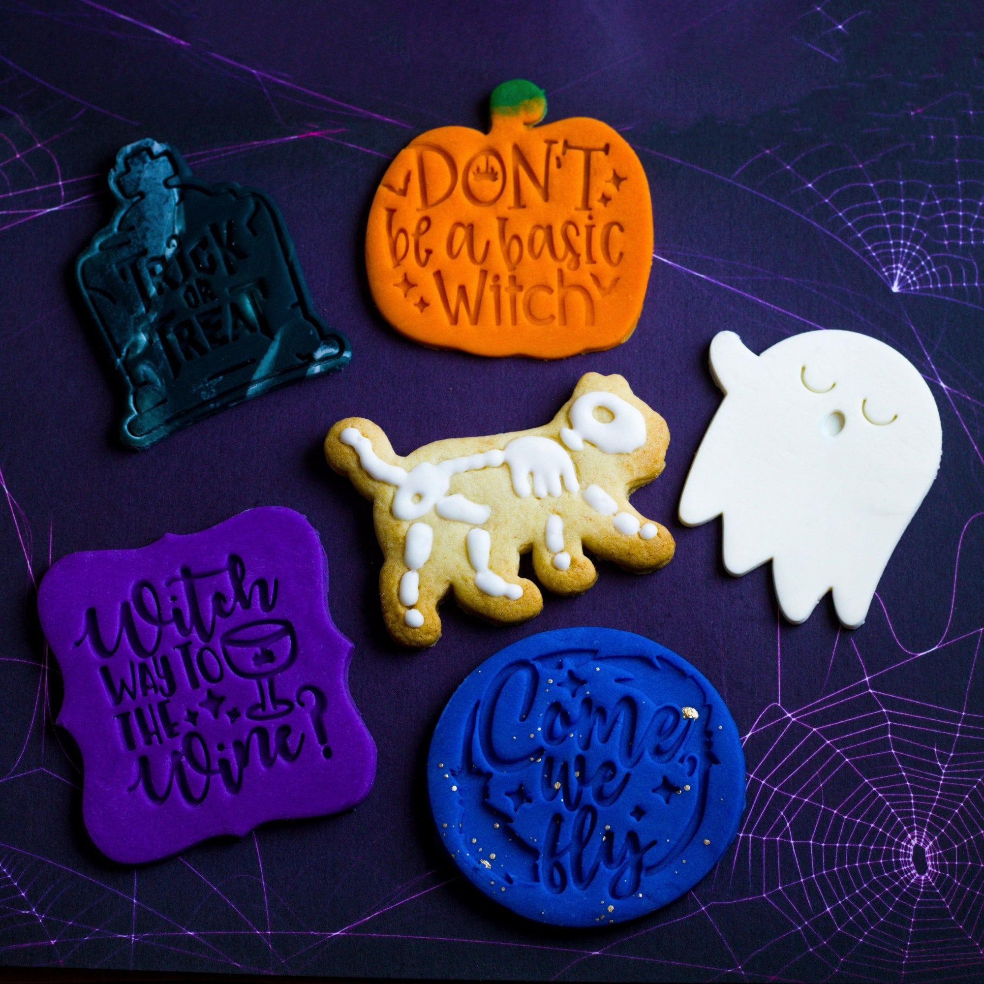 Trick or Treat Halloween - Dolce3D Italia